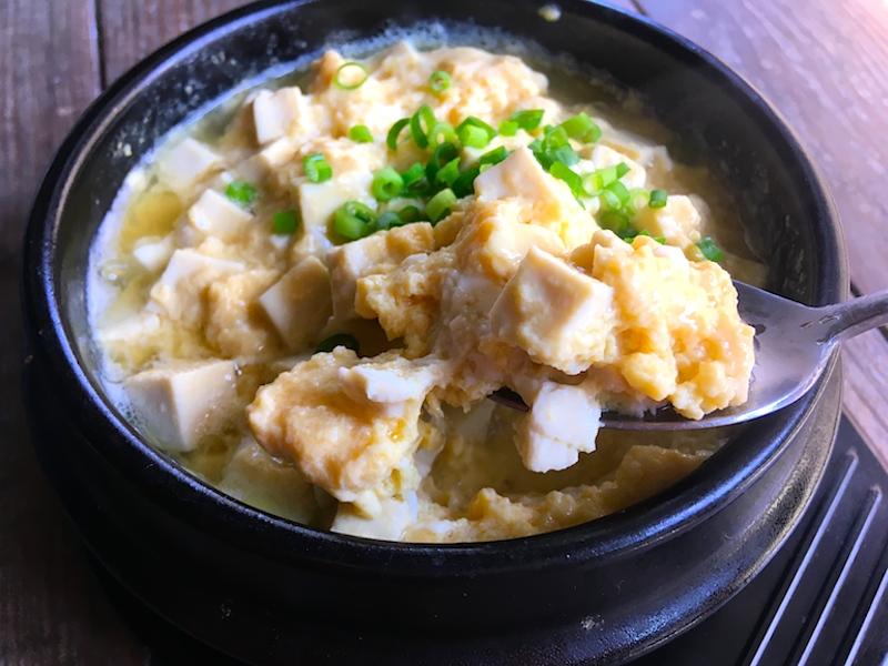 豆腐ケランチムのレシピ