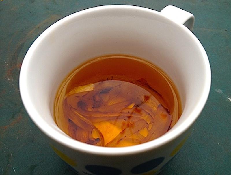 ごぼう茶の作り方