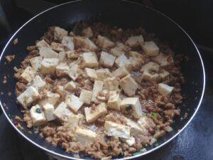 ソイミート麻婆豆腐レシピ6