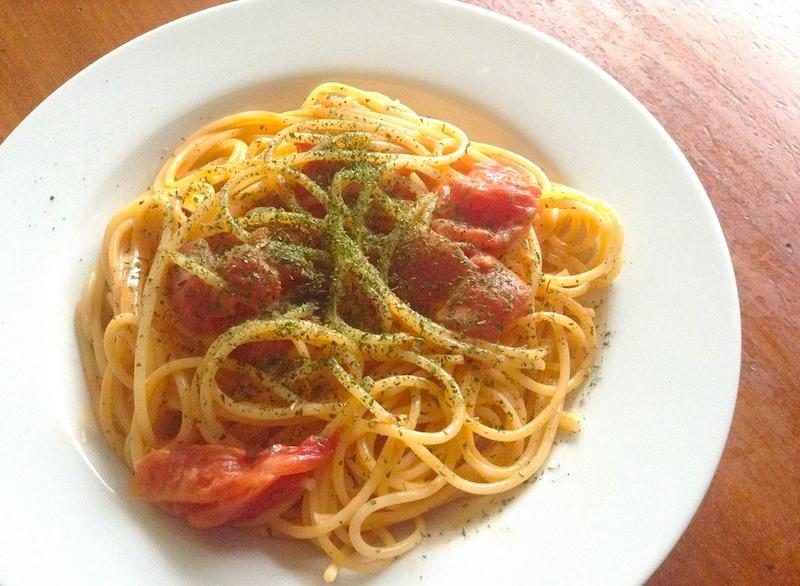 DBパスタトマト