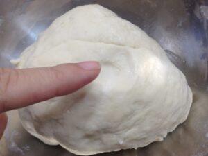 自作ソフト麺のレシピ