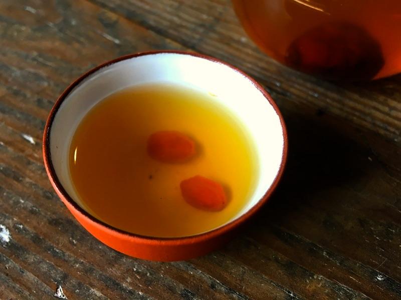 美肌茶レシピ