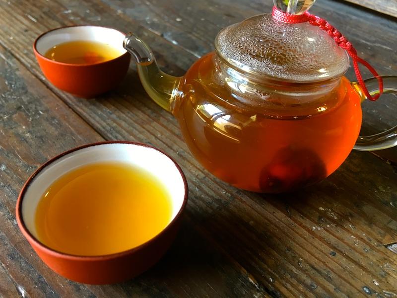 美肌漢方茶レシピ