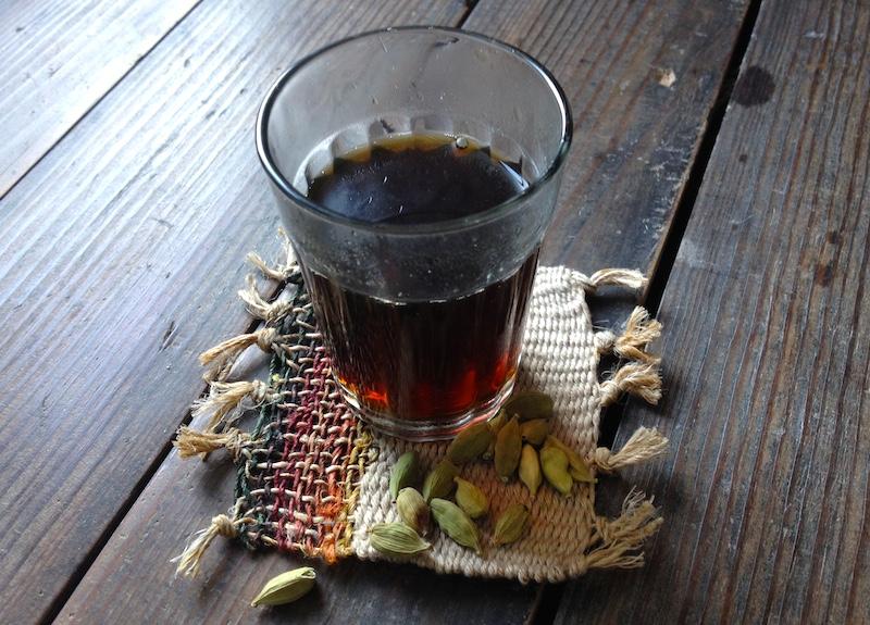 カルダモンコーヒーのレシピ