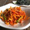 ムマルレンイ(干し大根&さきいかの和え物)レシピ