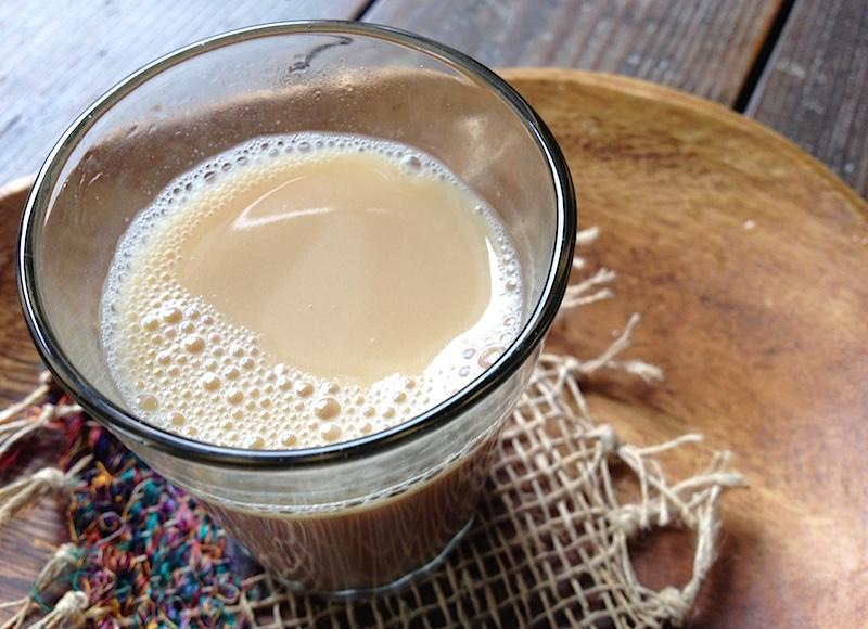 【バター茶レシピ】チベットのバター茶の作り方