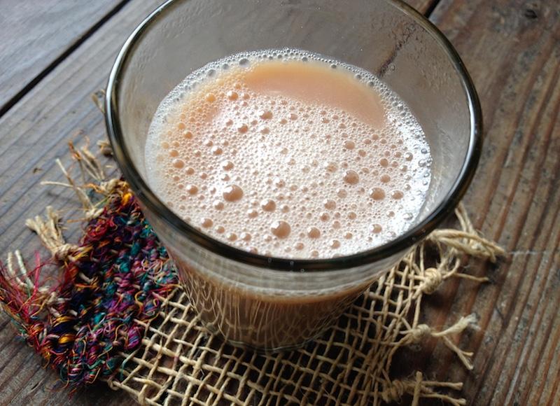 チベットのバター茶レシピ