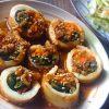 【韓国料理の本格レシピ】野菜のイカ巻きは酒のつまみにもGOOOOOD!