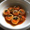 【韓国料理】イカの野菜巻きレシピ