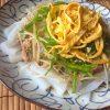 【韓国料理レシピ】緑豆ムクを使った宮廷料理タンピョンチェの作り方(탕평채)