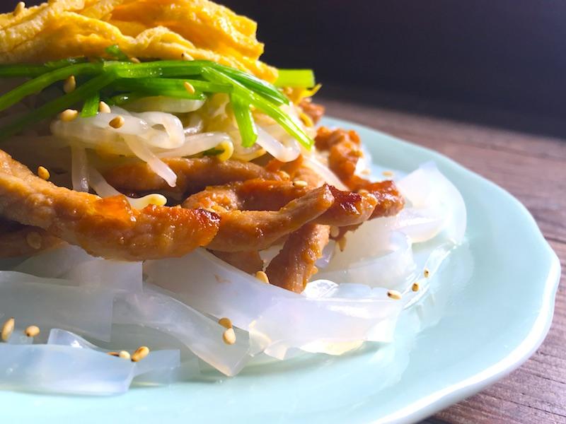 韓国宮廷料理タンピョンチェ