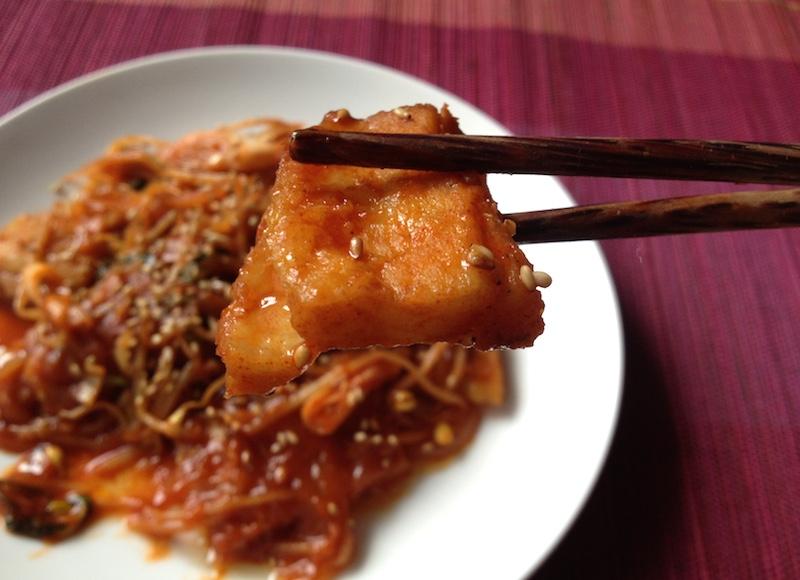 コダリチム風!干しタラのもやし蒸しレシピ(コダリ→干しタラで代用)