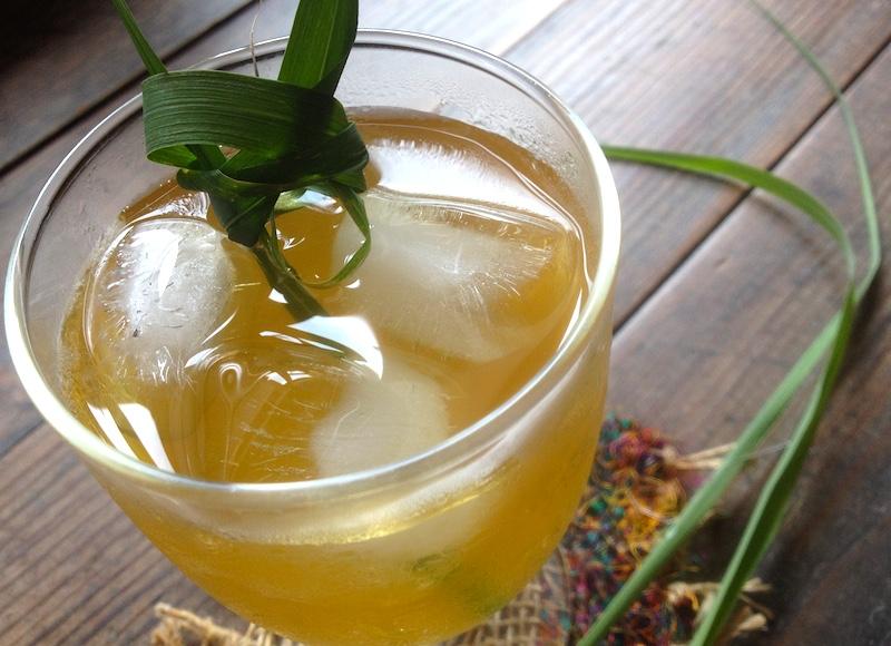 レモングラスティーレシピ