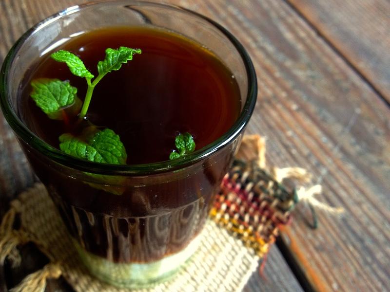 【ベトナムコーヒーの入れ方】ベトナム風ミントミルクコーヒー