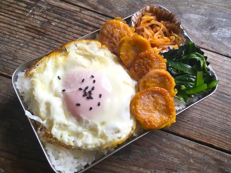 韓国の弁当レシピ