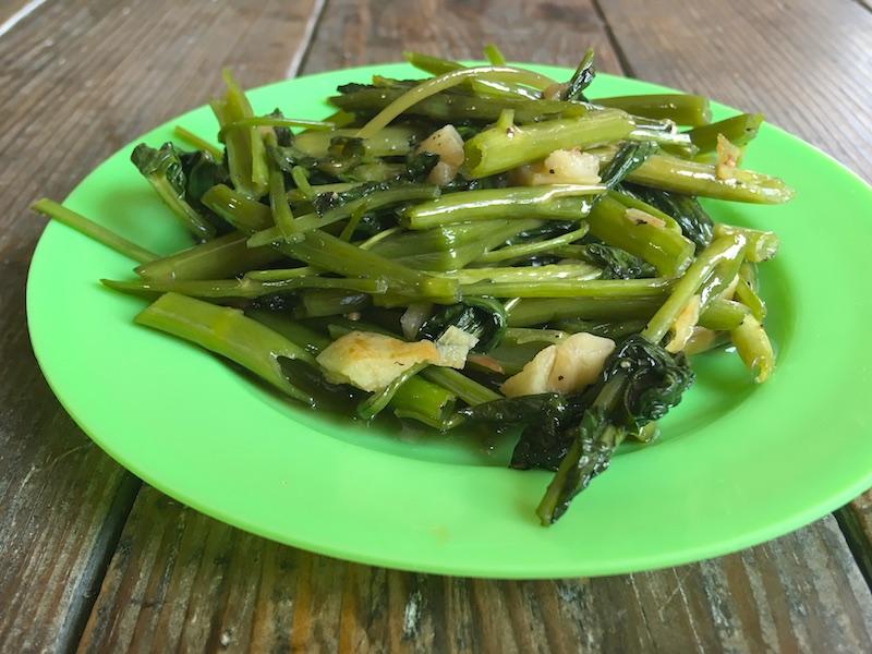 ベトナム式*空芯菜炒め【ラオムンサオトイ】レシピ