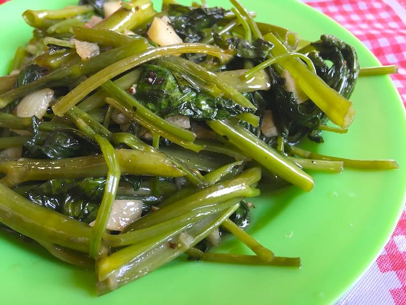 ベトナム式!空芯菜炒めレシピ
