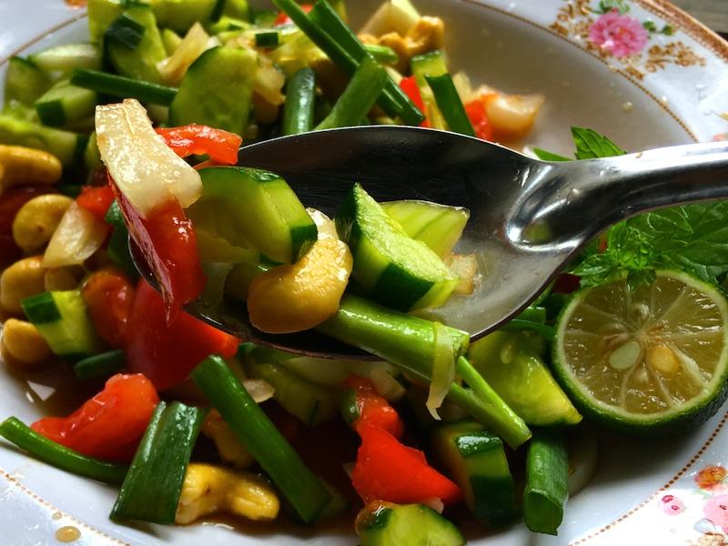 タイのサラダレシピ
