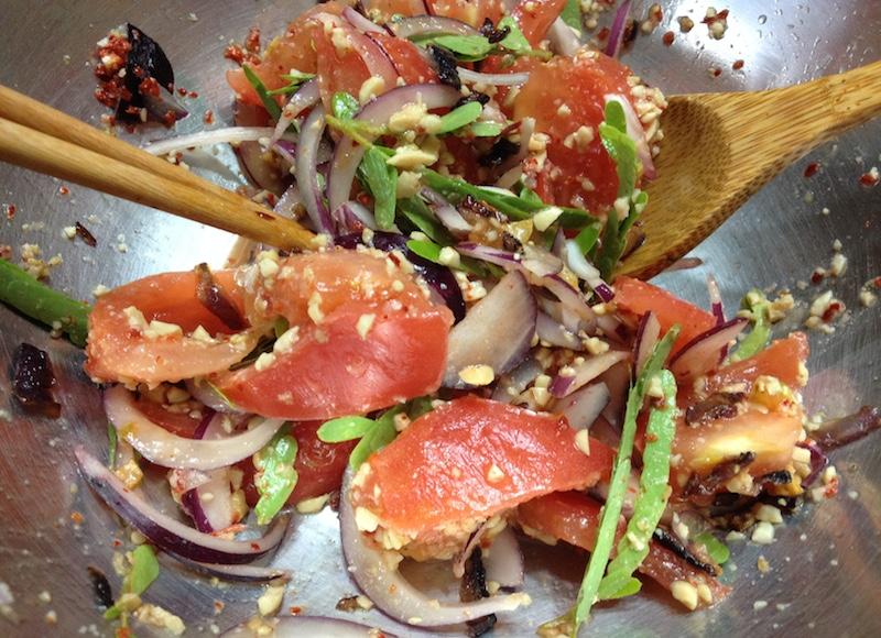 タマリンドサラダ