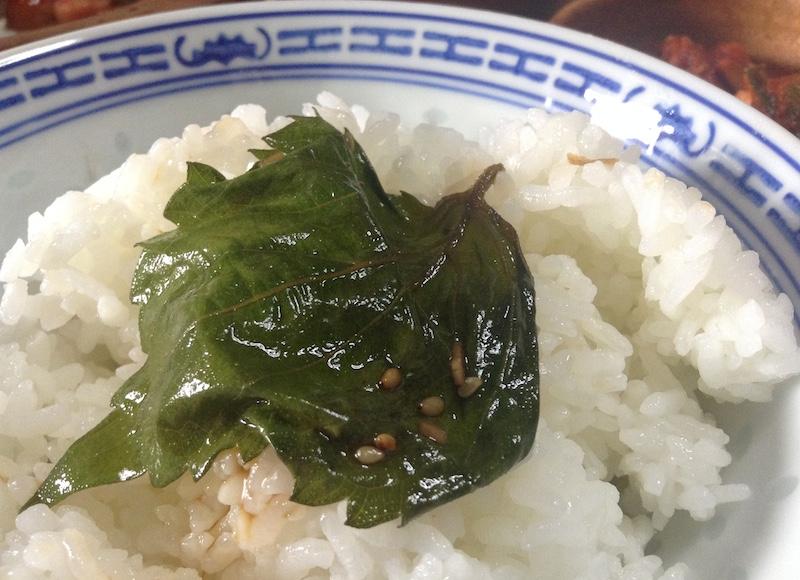 ケンニプ醤油漬けレシピ