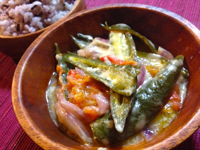 【ブータン料理】世界一辛い?エマダツィのレシピ