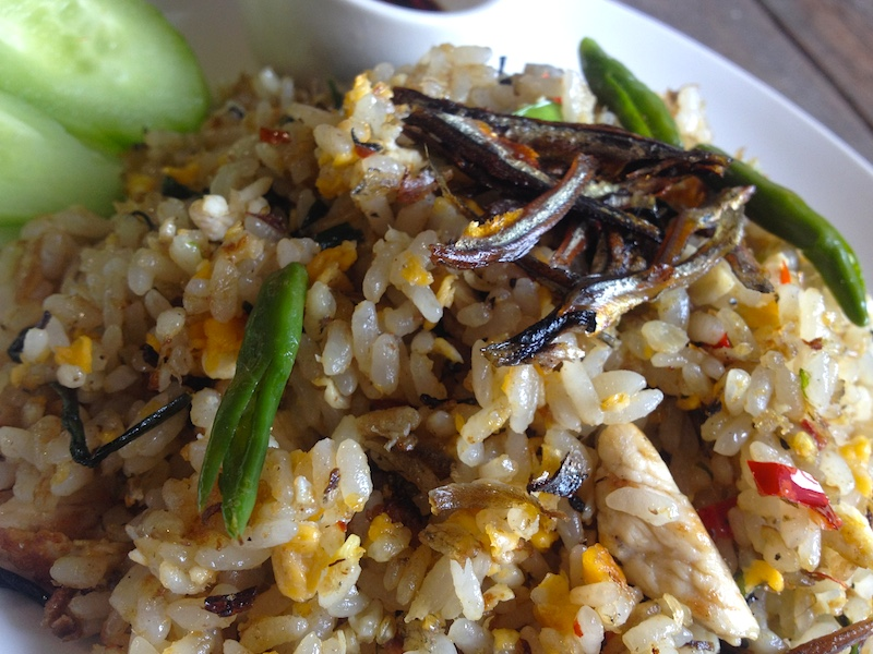 マレーシアのナシゴレンレシピ