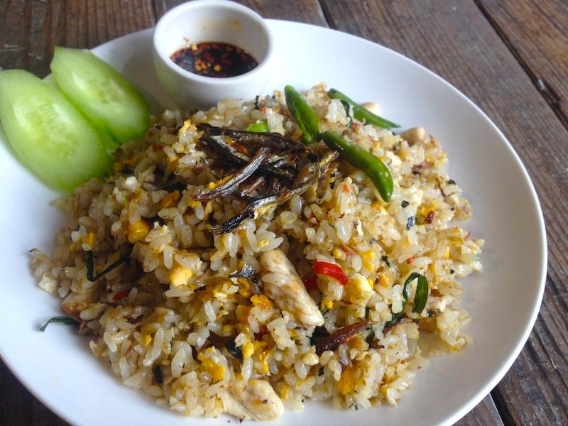 マレーシア風ナシゴレンレシピ(ナシゴレン・カンポン)