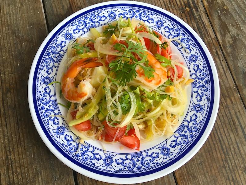 タイの春雨サラダ【ヤムウンセン】のレシピ