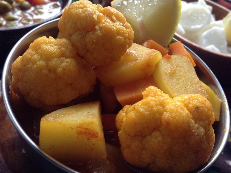 野菜カレーレシピ