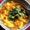 【ベジタリアンレシピ】チベット風すいとん「テントゥク」