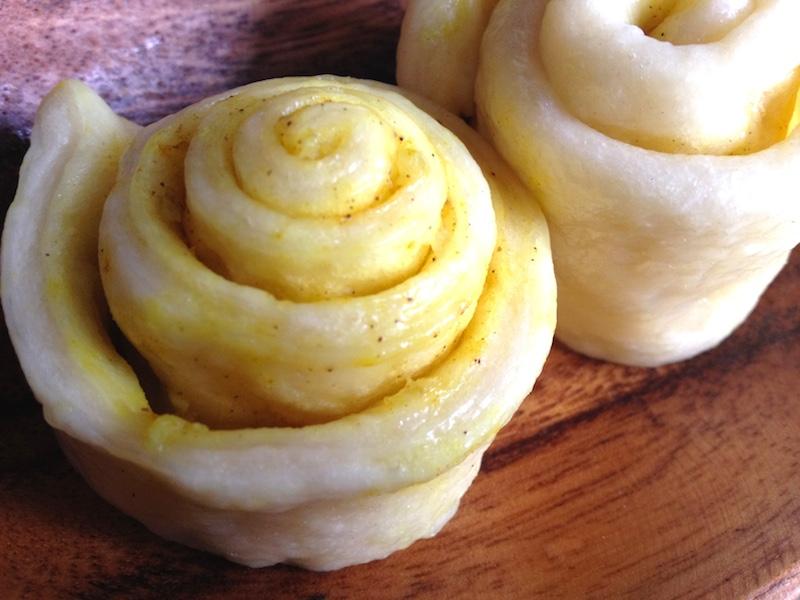 チベット風蒸しパン【ティンモ】レシピ