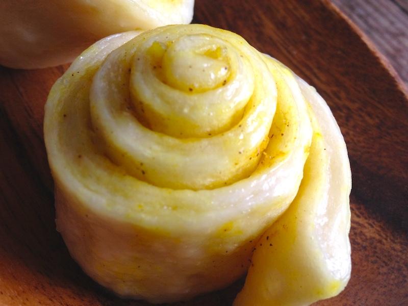 チベット風蒸しパン「ティンモ」のレシピ