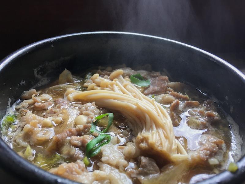 テジプルコギチゲ(豚プルコギ鍋)レシピ
