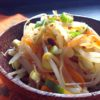 【韓国料理レシピ】ピリ辛豆もやしのナムル