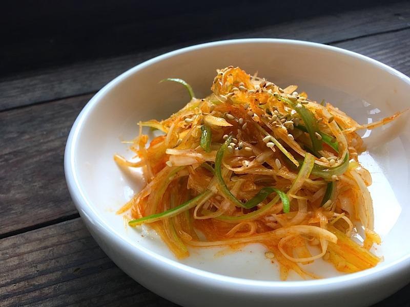 韓国風ネギサラダ【パムチム】の簡単な作り方