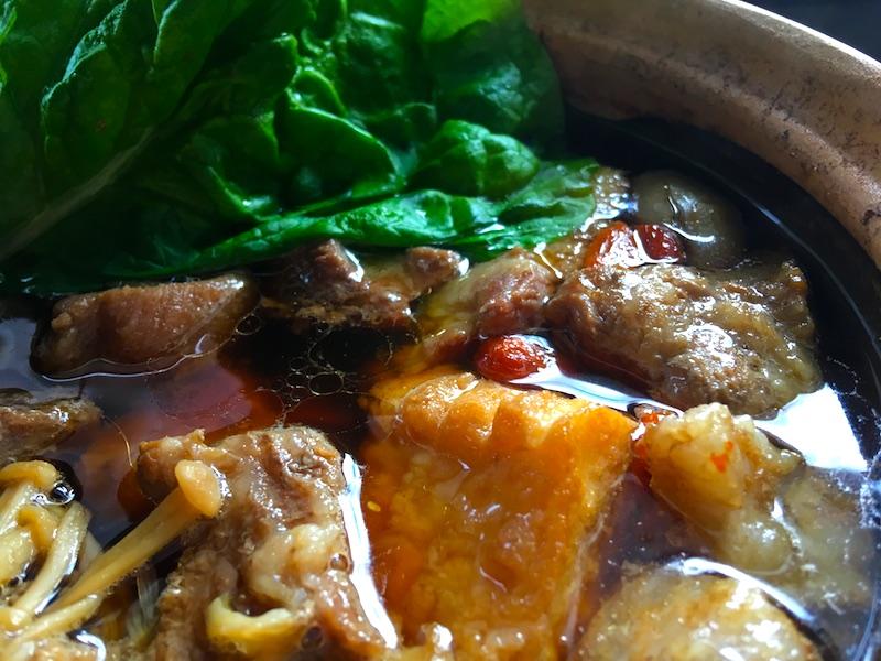 マレーシア風バクテーのレシピ