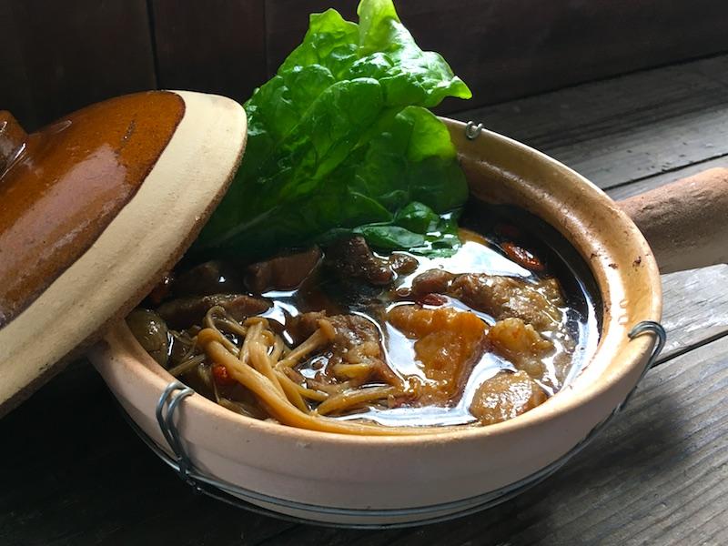 マレーシア風バクテー(肉骨茶)レシピ