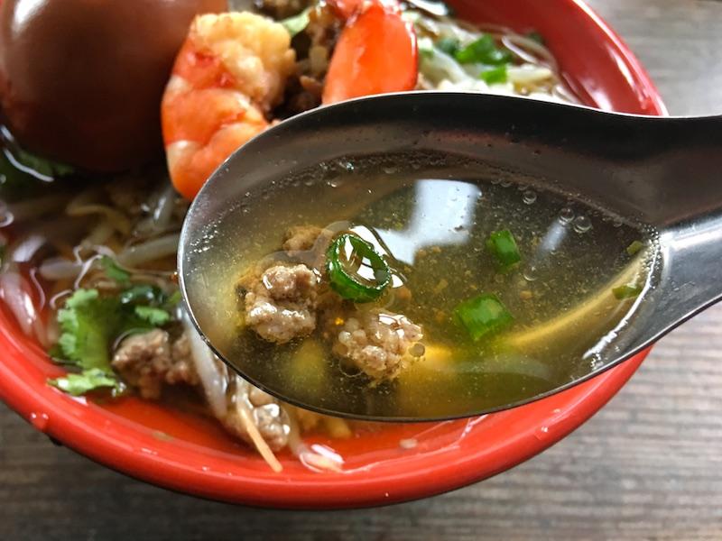 担仔麺レシピ
