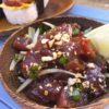 【ハワイ料理】アヒポケ(まぐろの漬け)レシピ