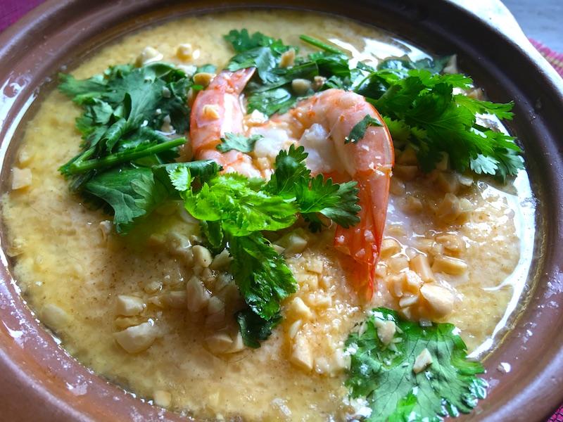 タイ風茶碗蒸しレシピ