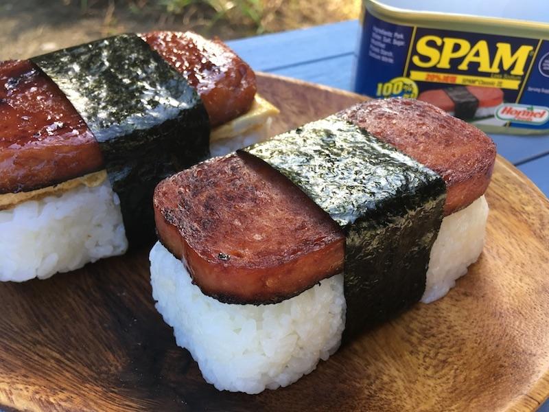 スパムむすび【基本+3種類】アレンジレシピ♪ハワイアンおむすび♪