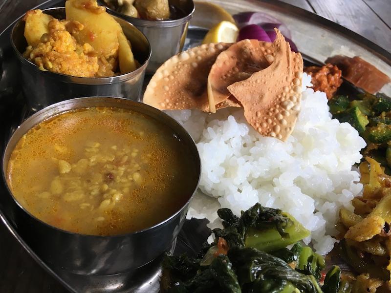 ネパールダルカレーのレシピ