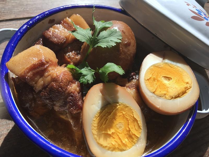 タイ風*卵と豚の角煮【ムーパロー/カイパロー】レシピ