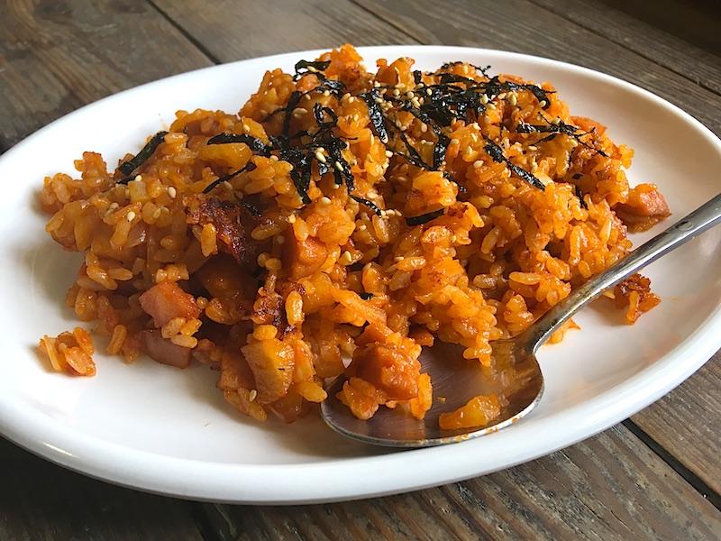 カクテキチャーハン(カクトゥギポックンパ)レシピ