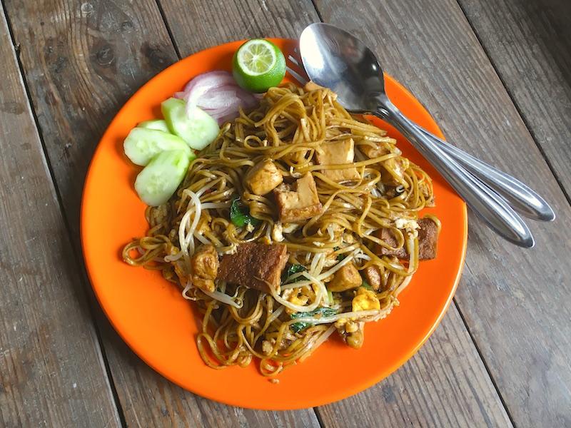 マレーシア式ミーゴレンのレシピ