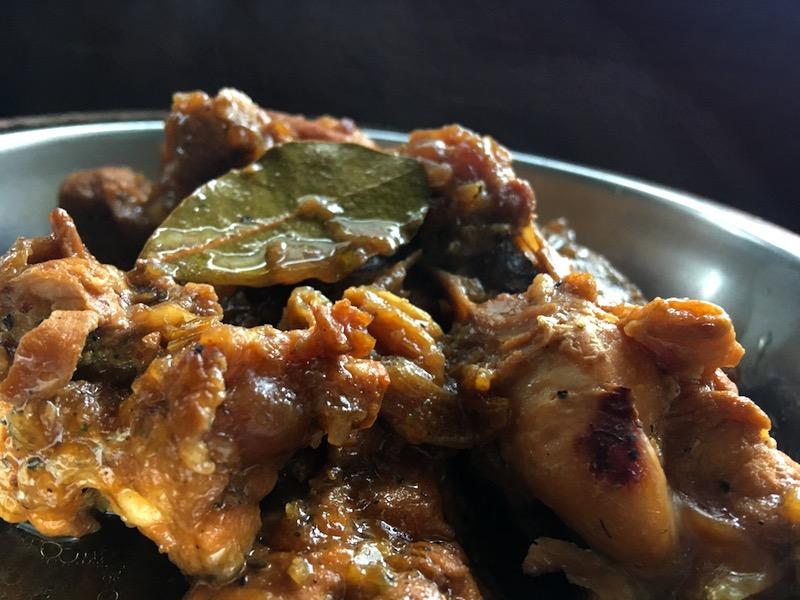鶏肉アドボレシピ