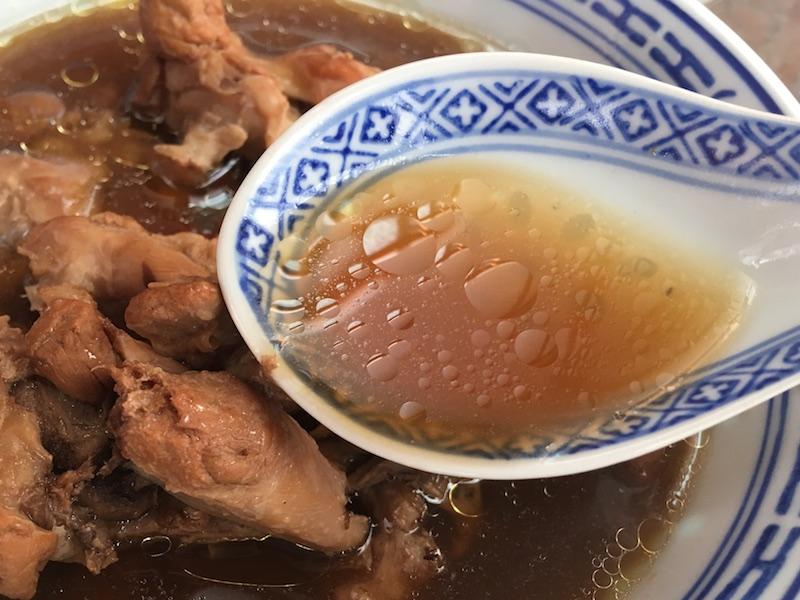 中国の人參雞
