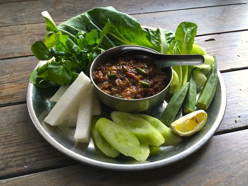ミャンマーのンガピを使ったレシピ