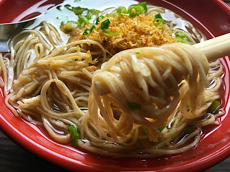 蝦子麺の使い方