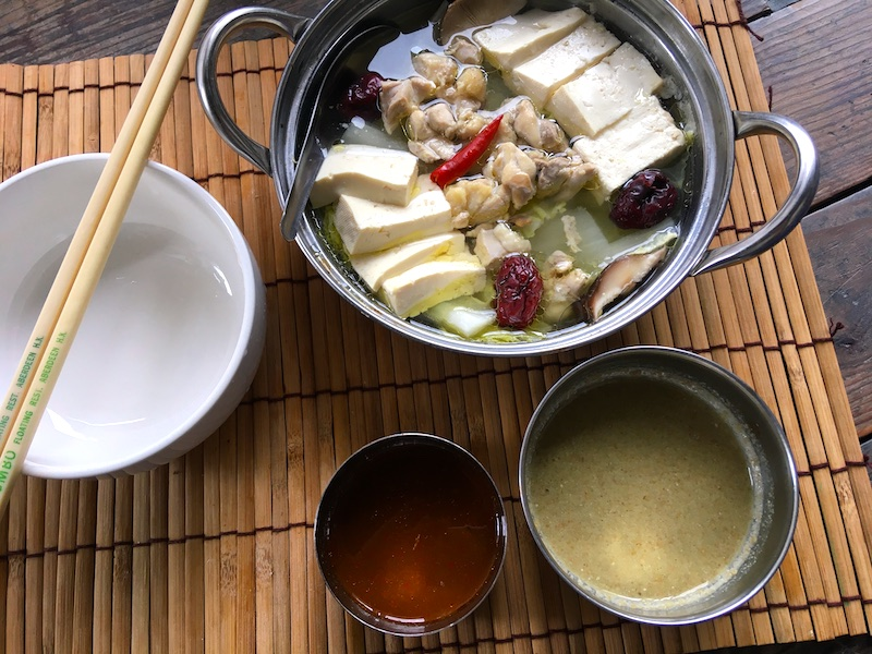 ニラの花味噌を使ったレシピ